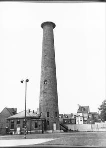 Sparks Shot Tower. Image provided by City of Philadelphia Department of Records