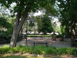 Mario Lanza Park. Image provided by Historical Society of Pennsylvania