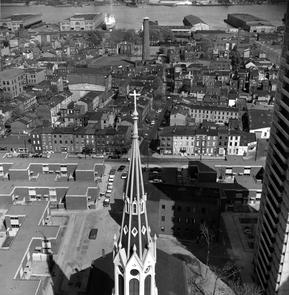 Emanuel Evangelical Lutheran Church. Image provided by Temple University Urban Archives