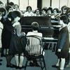 Children at the Settlement Music School. Image provided by Historical Society of Pennsylvania