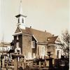 Gloria Dei (Old Swedes') Church. Image provided by Historical Society of Pennsylvania