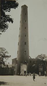 Shot Tower Conveyed. Image provided by Historical Society of Pennsylvania
