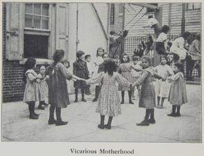 Vicarious Motherhood. Image provided by Historical Society of Pennsylvania
