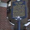 James Forten Historical Marker. Image provided by Historical Society of Pennsylvania