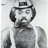 Firefighter Isaac Jacobs, Engine 11. Image provided by Fireman's Hall Museum