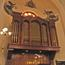 Pulpit of Mother Bethel A.M.E. Church. Image provided by City of Philadelphia Department of Records