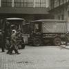 N. Snellenburg & Co. trucks. Image provided by Historical Society of Pennsylvania