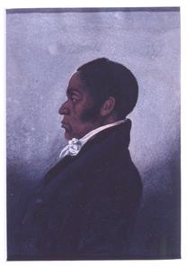 James Forten. Image provided by Historical Society of Pennsylvania