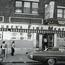 Gruber's Fine Meats storefront. Image provided by Historical Society of Pennsylvania