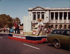 Puerto Rican Week Festival, 1976. Image provided by Historical Society of Pennsylvania