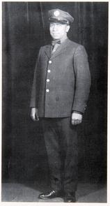 Fireman John R. Jackson. Image provided by Fireman's Hall Museum