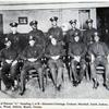 Engine 11, group portrait. Image provided by Fireman's Hall Museum