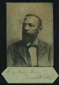 Jacob C. White Jr.. Image provided by Historical Society of Pennsylvania