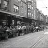 Curb Market, South 9th Street and Washington Avenue to Passyunk Avenue. Image provided by City of Philadelphia Department of Records
