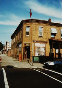 "Storefront ""Martinez Food Market"". Image provided by Historical Society of Pennsylvania"