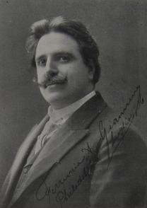 Ferruccio Giannini. Image provided by Historical Society of Pennsylvania