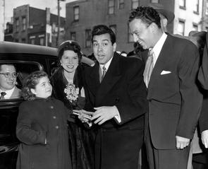 Mario Lanza. Image provided by Temple University Urban Archives