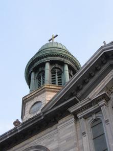 St. Mary Magdalen de Pazzi church exterior. Image provided by Historical Society of Pennsylvania