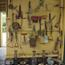 Kitchen equipment in casita at Las Parcelas. Image provided by Historical Society of Pennsylvania