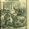 """A Full and Complete Account of the Late Awful Riots in Philadelphia"": cover. Image provided by Historical Society of Pennsylvania"
