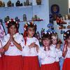 St. Michael the Archangel annual church festival dancers, 2004. Image provided by St Michael the Archangel Russian Orthodox Church