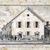 Bethel African Methodist Episcopal Church, Philad.. Image provided by Library Company of Philadelphia