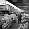 9th St. Market. Image provided by Temple University Urban Archives