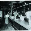 Interior of Luigi Fiorella Meat Market. Image provided by Historical Society of Pennsylvania
