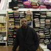 Larnell Baldwin (Baldwin's Fabric & Leather). Image provided by Cross/Walks