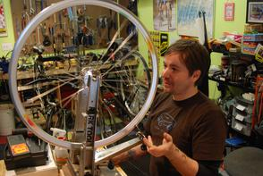 Bryan Van Arsdale (Bicycle Revolutions). Image provided by Cross/Walks