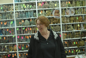 Judy Buchsbaum of Marmelsteins. Image provided by Cross/Walks