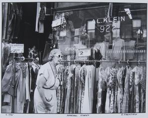 Marshall Street: A.L. Klein store. Image provided by Irv Orenstein