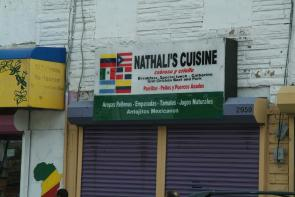 Nathali's Cuisine. Image provided by Historical Society of Pennsylvania