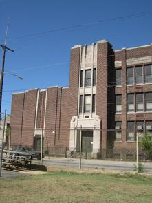 George Washington Elementary School. Image provided by Historical Society of Pennsylvania