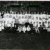 Children's group portrait at St. Agnes Church
