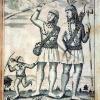 Lenni Lenape family. Image provided by Library Company of Philadelphia