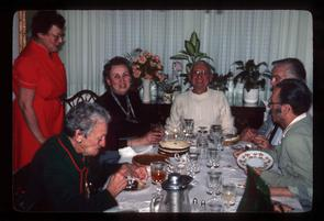 Rosenberg Family. Image provided by Murray Rosenberg & family