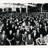 Golden Jubilee Banquet for the Parish. Image provided by Historical Society of Pennsylvania