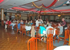 Saigon Maxim Vietnamese restaurant, interior. Image provided by City of Philadelphia Department of Records