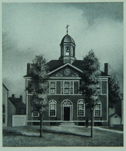 Commissioners Hall. Image provided by Historical Society of Pennsylvania