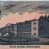 Naval Asylum, Philadelphia. Image provided by Historical Society of Pennsylvania