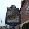 African Zoar Methodist Episcopal Church Historical Marker. Image provided by Historical Society of Pennsylvania