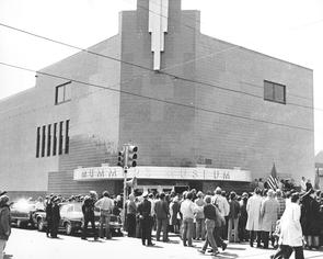 Mummers Museum. Image provided by Temple University Urban Archives