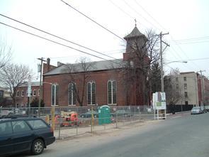 Holy Trinity Romanian Orthodox Church. Image provided by Historical Society of Pennsylvania