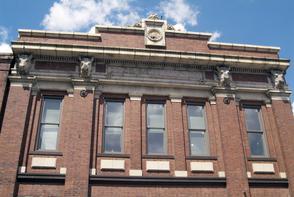 423 Fairmount Avenue. Image provided by Historical Society of Pennsylvania