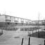 Federal Housing Project, 10th and Poplar Streets. Image provided by City of Philadelphia Department of Records