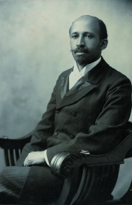 W.E.B. Du Bois portrait. Image provided by W.E.B. Du Bois Library, University of Massachusetts Amherst