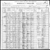 Draper Family 1900 Federal Census records, Seventh Ward, Philadelphia