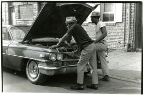 Taking a Look Under the Hood, 13th & South, 1969