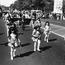 1973 Puerto Rican Day parade. Image provided by Temple University Urban Archives